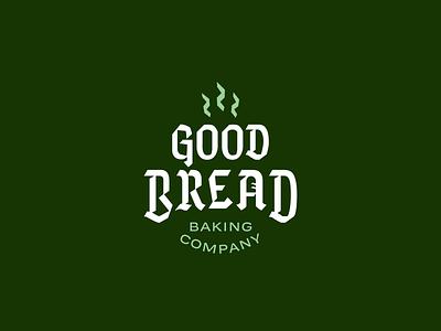 Good Bread branding denver bread identity logo bakery