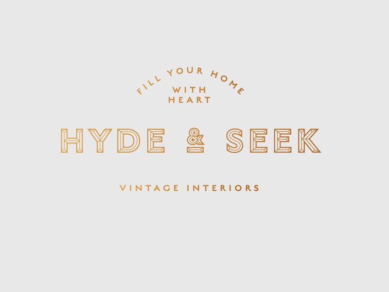 Hyde and Seek Logo