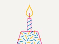Cake & Candle