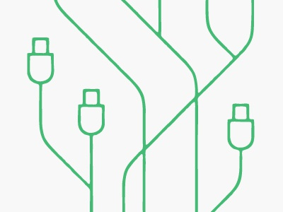 Plant Detail illustration