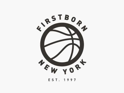 B-Ball logo logotype