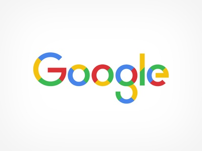 Evolving Google logo google