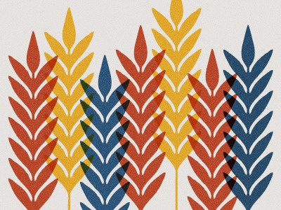 Harvest illustration