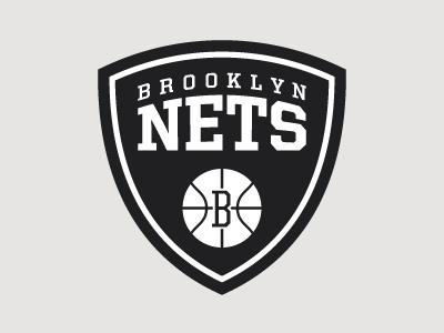 Brooklyn Nets logo logotype sports