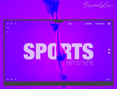 Sports Web UI
