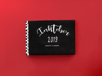 Inktober 2019 Book