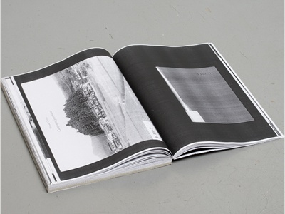 """Processus"", an experimental graphic design book"