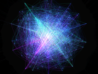 Abstract Canvas Visualization