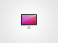 Colorful Canvas Screen Animation