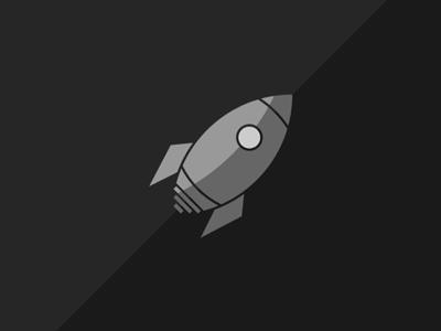 Rocket Ship rocket ship flat space