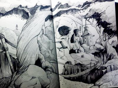 Sketchpuente