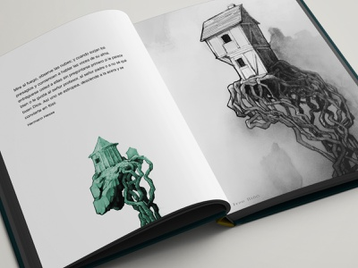 Sobre los mares sketchbook sketch illustration drawing