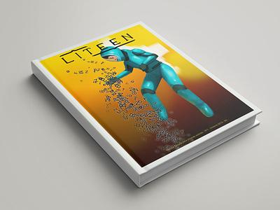 LITEEN MAGAZINE editorial illustration editorial magazine design concept illustration