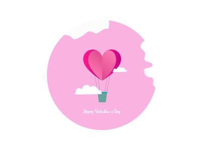 valentine s day card design
