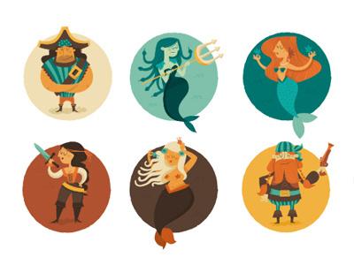Pirates&Mermaids
