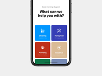 Cleaning Service App