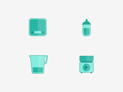 Terraillon Icons