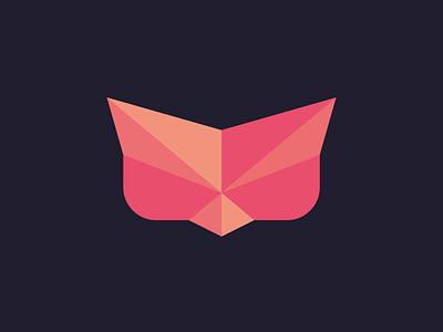 Codeway symbol owl logo gaming technology code owl grid monogram icon design identity branding logo