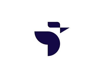 upu.io : Logo symbol hoopoe bird logotype icon design illustration identity branding logo