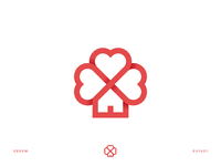 Heart + Home + Clover