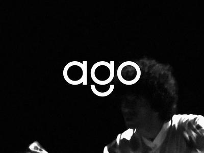 Agora Youth Symphony Orchestra logo animation animation orchestra symphony type symbol lettering monogram logotype design identity illustration branding logo