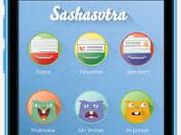 Sasha menu (work in progress)