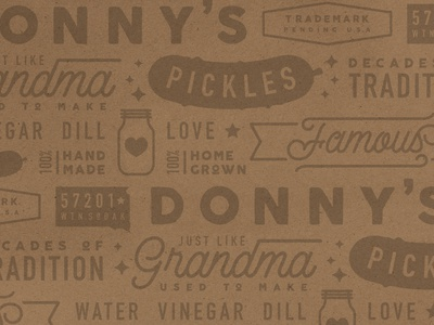 Donny's Pickles