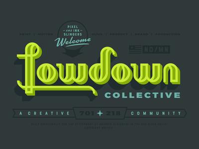 Lowdown Collective