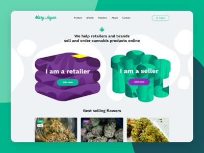 Mary Jayne Shop UI