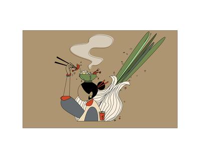 Ramen // Asian food