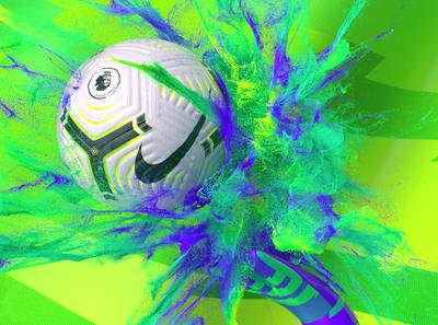 Premier League 2020 premier league identity branding broadcast sport motion design animation 3d design