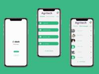 Slack mobile app redeisgn concept