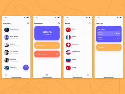 Sabibo App Design