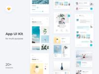 App UI Kit 001