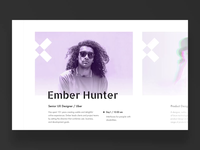 Tucha Design Conf. Website Animation