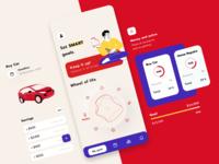 Savings App Concept
