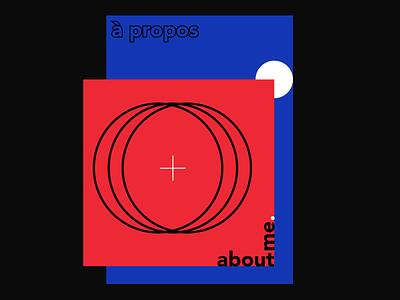 about me geometric geometry black vector portfolio about figma design figma flat illustration