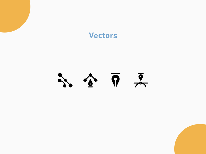 Vector icons designs vector illustration design icons