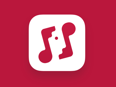 App Icon - Classical Music App classical music music logo app icon ui design bendingspoons designflows mobile icon app
