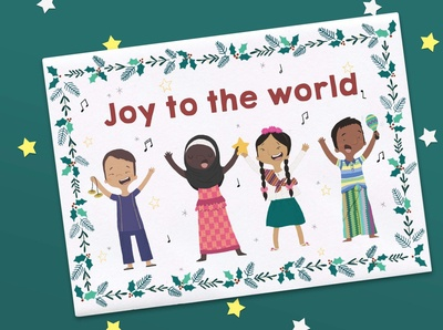 World Vision Christmas Cards