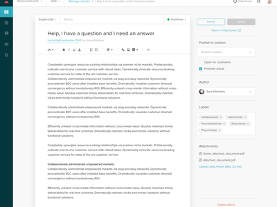 Zendesk Guide help center ui rebrand product design ui ux redesign zendesk guide