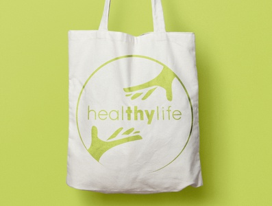 HealTHYlife Tote Bag