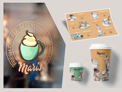 Maris - complete branding 2