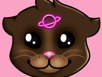 An Otter Logo