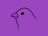 A canary logo