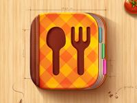 Cook Book iOS Icon