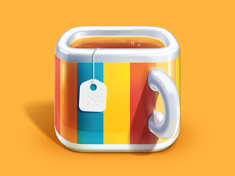 Mug iOS Icon iphone ipad icons icon ios