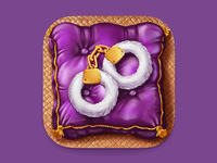 Handcuffs iOS Icon