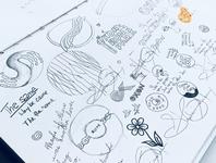 Oxon Run Park: Sketches