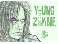 Young Zombie (Not to Be Confused with Young Frankenstein)